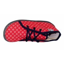 Tenisówki dziecięce zoko czerwony