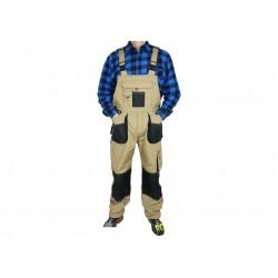 Spodnie robocze gr.260/m ogrodniczki urg-c