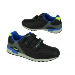 Buty sportowe 7496 black/blue