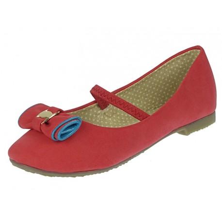 balerinki baleriny buty dziecięce t006 bordo