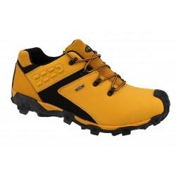 Buty trekkingowe sportowe skóra 913-2