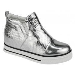 Sneakersy buty botki koturn dziecięce tl252c-7