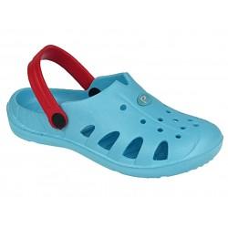 Kroksy klapki dziecięce ogrodowe buty c1010-4