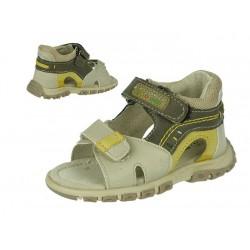 Buty sandały dziecięce rzepy wyprzedaż 1113