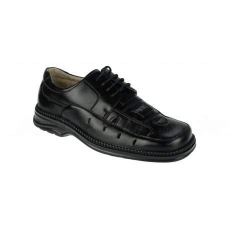 Półbuty buty męskie przewiewne laczki 5911