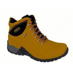 Buty trekkingowe trapery hld 926 yellow/bl