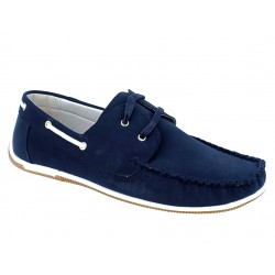 Modne półbuty mokasyny pantofle męskie ab33-2