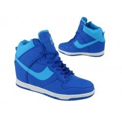 -40% sneakersy buty sportowe koturn 1553-3