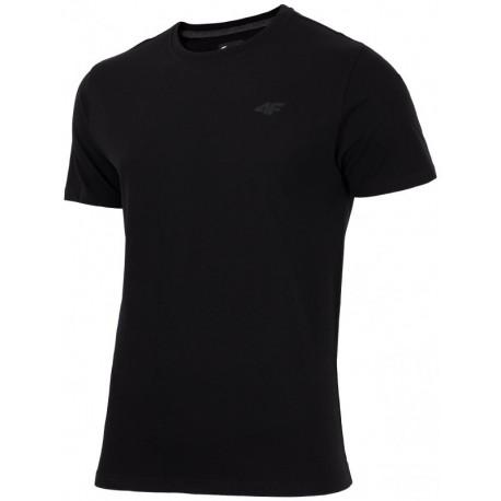 T-shirt koszulka oryginał fit 4f tsm002 czarny