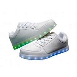 Buty świecące led sportowe podświetlane 7387-2