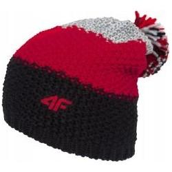 4F czapka męska zimowa Z18 CAM011 62S