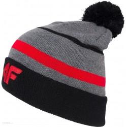 4F czapka męska zimowa Z18 CAM009 24M