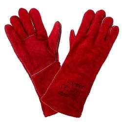 Rękawice spawalnicze skórzane 9001