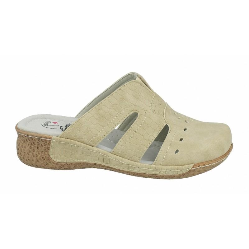 7623a6b9f630c4 Klapki buty medyczne damskie zdrowotne 1659-6