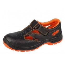 Półbuty sandały robocze ochronne urgent 301